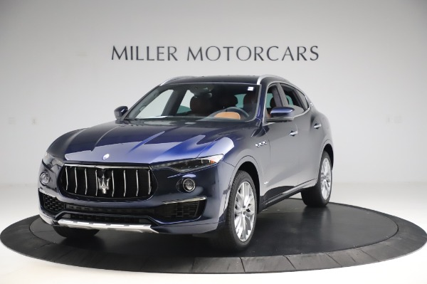 New 2020 Maserati Levante Q4 GranLusso for sale $88,635 at Maserati of Westport in Westport CT 06880 1