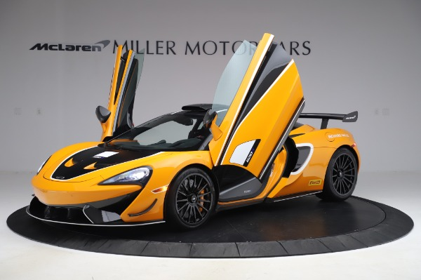 New 2020 McLaren 620R Coupe for sale Call for price at Maserati of Westport in Westport CT 06880 10