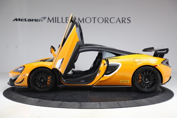 New 2020 McLaren 620R Coupe for sale Call for price at Maserati of Westport in Westport CT 06880 11