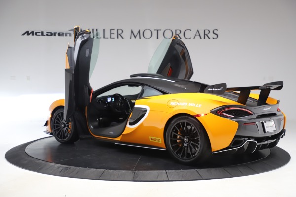 New 2020 McLaren 620R Coupe for sale Call for price at Maserati of Westport in Westport CT 06880 12