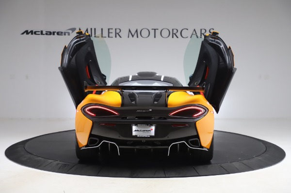 New 2020 McLaren 620R Coupe for sale Call for price at Maserati of Westport in Westport CT 06880 13