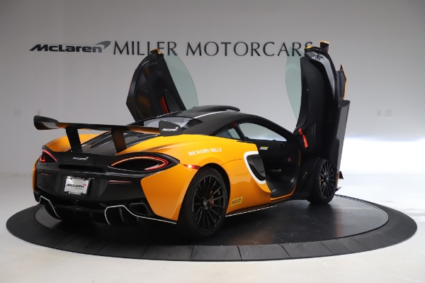 New 2020 McLaren 620R Coupe for sale Call for price at Maserati of Westport in Westport CT 06880 14