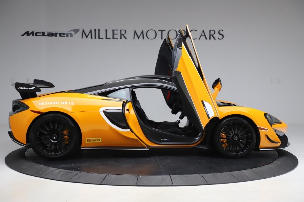 New 2020 McLaren 620R Coupe for sale Call for price at Maserati of Westport in Westport CT 06880 15