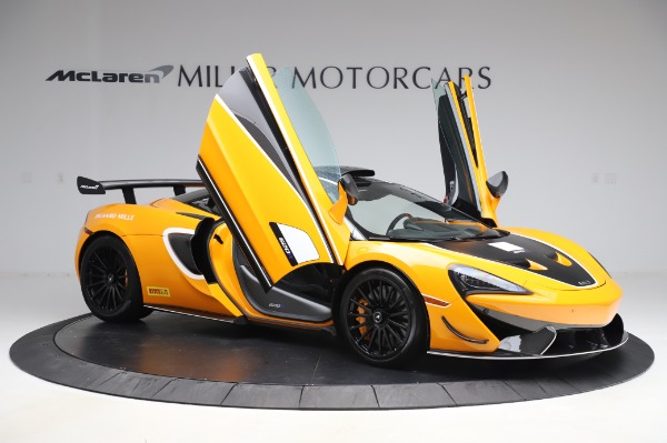 New 2020 McLaren 620R Coupe for sale Call for price at Maserati of Westport in Westport CT 06880 16