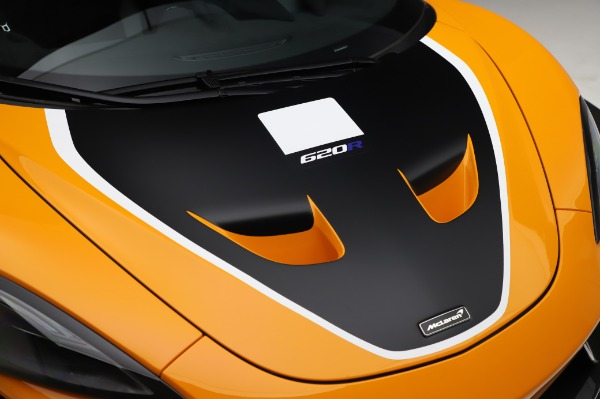 New 2020 McLaren 620R Coupe for sale Call for price at Maserati of Westport in Westport CT 06880 17