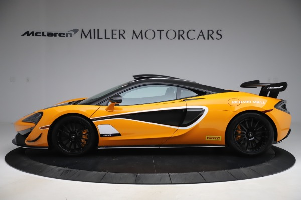 New 2020 McLaren 620R Coupe for sale Call for price at Maserati of Westport in Westport CT 06880 2