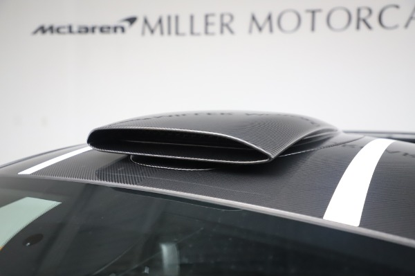 New 2020 McLaren 620R Coupe for sale Call for price at Maserati of Westport in Westport CT 06880 21