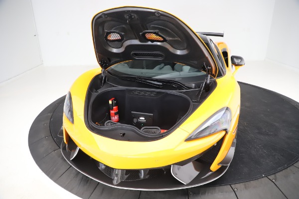 New 2020 McLaren 620R Coupe for sale Call for price at Maserati of Westport in Westport CT 06880 23