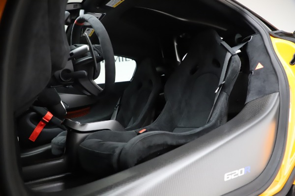 New 2020 McLaren 620R Coupe for sale Call for price at Maserati of Westport in Westport CT 06880 25