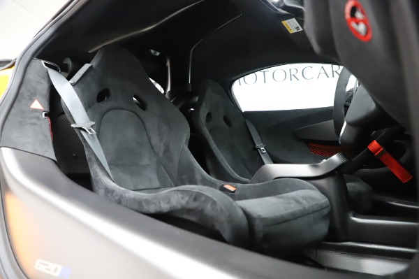 New 2020 McLaren 620R Coupe for sale Call for price at Maserati of Westport in Westport CT 06880 27
