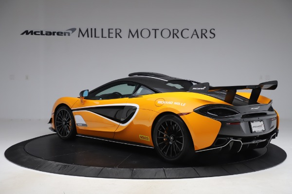 New 2020 McLaren 620R Coupe for sale Call for price at Maserati of Westport in Westport CT 06880 3