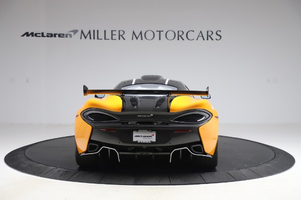 New 2020 McLaren 620R Coupe for sale Call for price at Maserati of Westport in Westport CT 06880 4