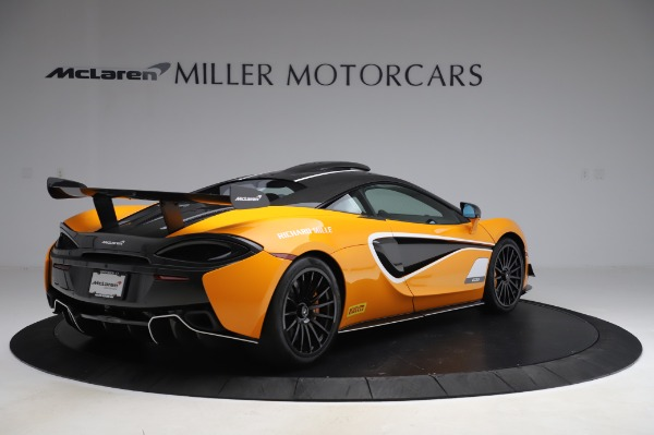 New 2020 McLaren 620R Coupe for sale Call for price at Maserati of Westport in Westport CT 06880 5