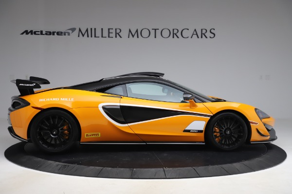 New 2020 McLaren 620R Coupe for sale Call for price at Maserati of Westport in Westport CT 06880 6