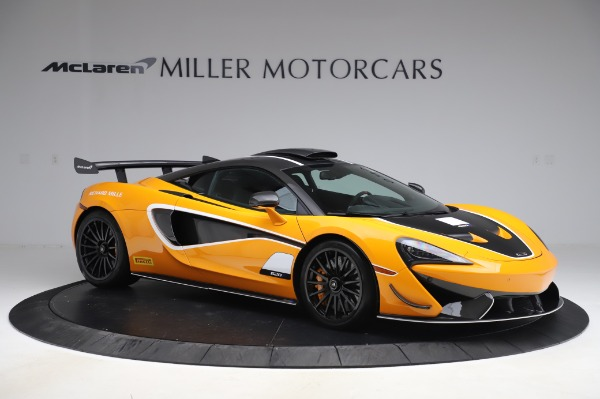 New 2020 McLaren 620R Coupe for sale Call for price at Maserati of Westport in Westport CT 06880 7