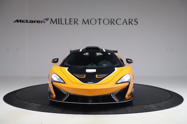 New 2020 McLaren 620R Coupe for sale Call for price at Maserati of Westport in Westport CT 06880 8