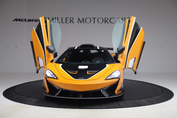 New 2020 McLaren 620R Coupe for sale Call for price at Maserati of Westport in Westport CT 06880 9