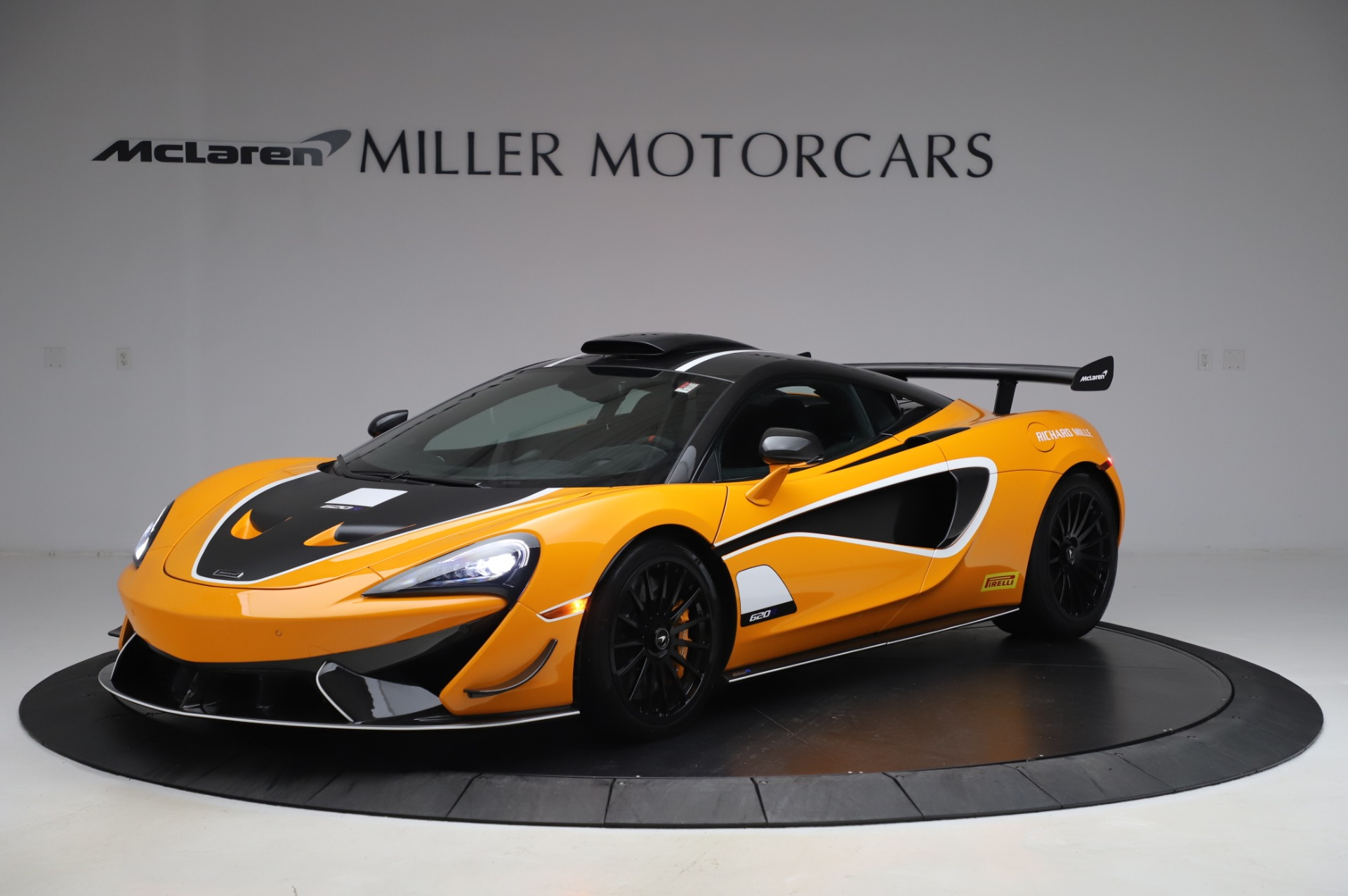 New 2020 McLaren 620R Coupe for sale Call for price at Maserati of Westport in Westport CT 06880 1