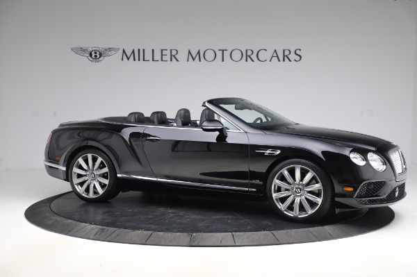 Used 2016 Bentley Continental GTC W12 for sale Call for price at Maserati of Westport in Westport CT 06880 10