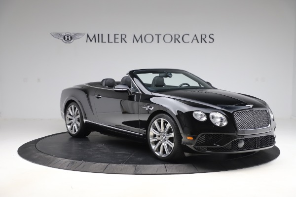 Used 2016 Bentley Continental GTC W12 for sale Call for price at Maserati of Westport in Westport CT 06880 11