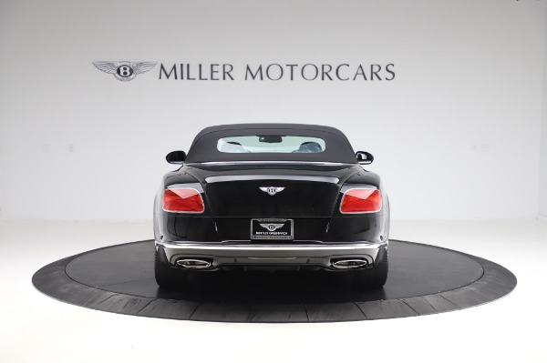 Used 2016 Bentley Continental GTC W12 for sale Call for price at Maserati of Westport in Westport CT 06880 16