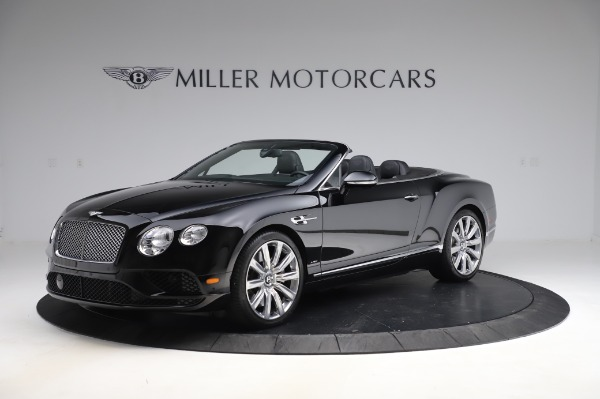 Used 2016 Bentley Continental GTC W12 for sale Call for price at Maserati of Westport in Westport CT 06880 2