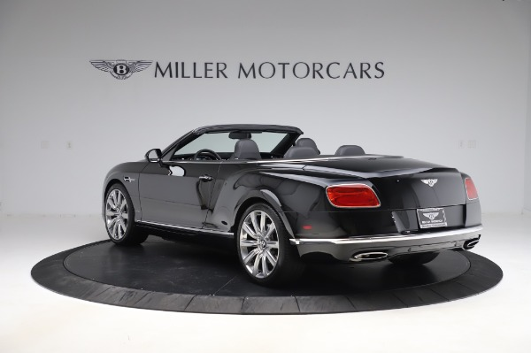 Used 2016 Bentley Continental GTC W12 for sale Call for price at Maserati of Westport in Westport CT 06880 5