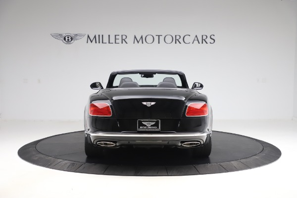 Used 2016 Bentley Continental GTC W12 for sale Call for price at Maserati of Westport in Westport CT 06880 6
