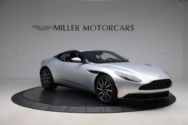 Used 2018 Aston Martin DB11 V8 Coupe for sale Sold at Maserati of Westport in Westport CT 06880 10