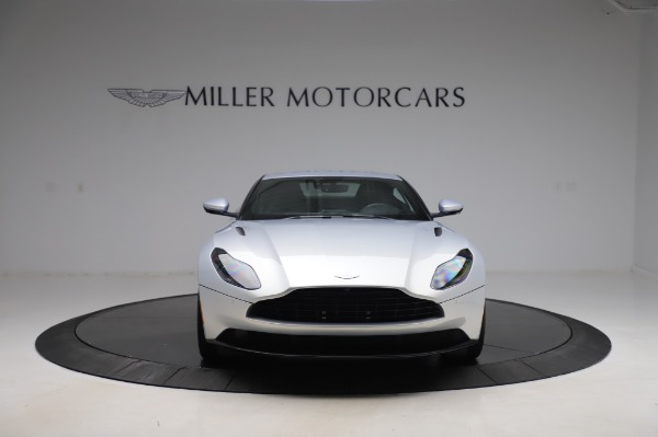 Used 2018 Aston Martin DB11 V8 Coupe for sale Sold at Maserati of Westport in Westport CT 06880 11