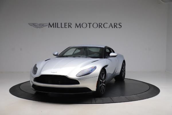 Used 2018 Aston Martin DB11 V8 Coupe for sale Sold at Maserati of Westport in Westport CT 06880 12