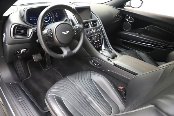 Used 2018 Aston Martin DB11 V8 Coupe for sale Sold at Maserati of Westport in Westport CT 06880 13