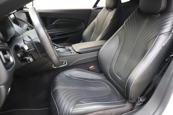 Used 2018 Aston Martin DB11 V8 Coupe for sale Sold at Maserati of Westport in Westport CT 06880 15