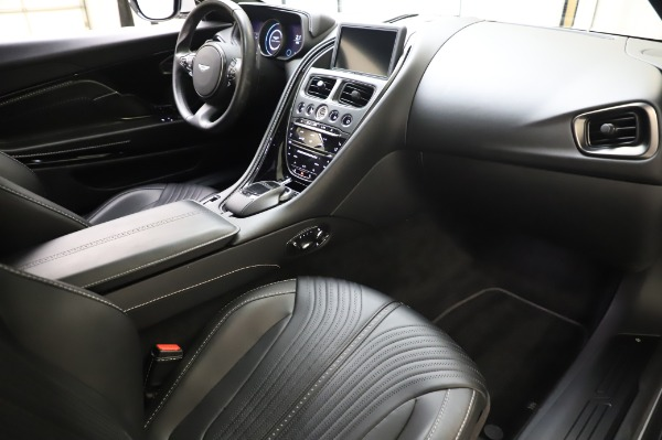Used 2018 Aston Martin DB11 V8 Coupe for sale Sold at Maserati of Westport in Westport CT 06880 18