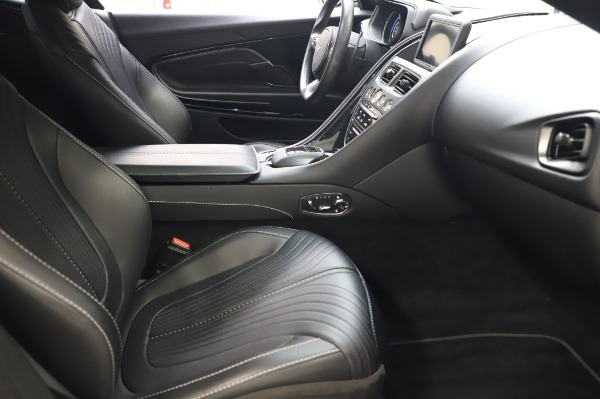 Used 2018 Aston Martin DB11 V8 Coupe for sale Sold at Maserati of Westport in Westport CT 06880 19