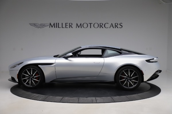 Used 2018 Aston Martin DB11 V8 Coupe for sale Sold at Maserati of Westport in Westport CT 06880 2