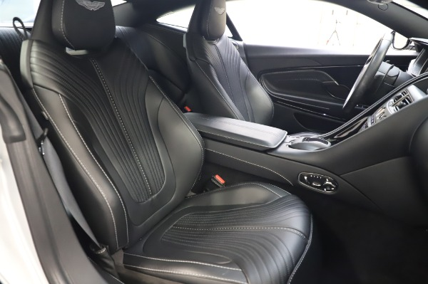 Used 2018 Aston Martin DB11 V8 Coupe for sale Sold at Maserati of Westport in Westport CT 06880 20