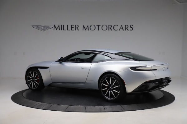 Used 2018 Aston Martin DB11 V8 Coupe for sale Sold at Maserati of Westport in Westport CT 06880 3