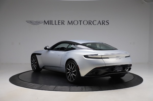 Used 2018 Aston Martin DB11 V8 Coupe for sale Sold at Maserati of Westport in Westport CT 06880 4