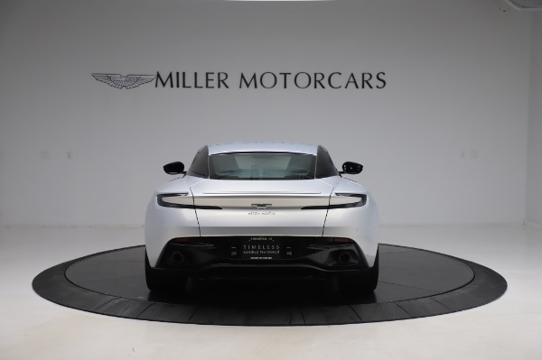 Used 2018 Aston Martin DB11 V8 Coupe for sale Sold at Maserati of Westport in Westport CT 06880 5
