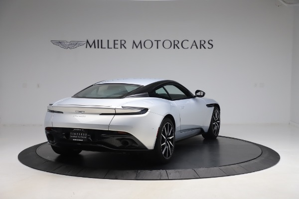 Used 2018 Aston Martin DB11 V8 Coupe for sale Sold at Maserati of Westport in Westport CT 06880 6
