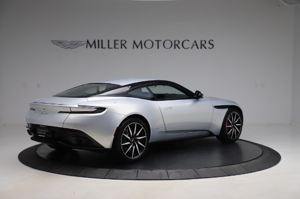 Used 2018 Aston Martin DB11 V8 Coupe for sale Sold at Maserati of Westport in Westport CT 06880 7