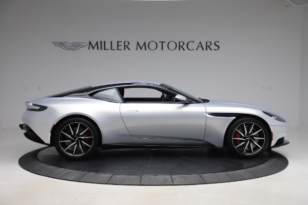 Used 2018 Aston Martin DB11 V8 Coupe for sale Sold at Maserati of Westport in Westport CT 06880 8