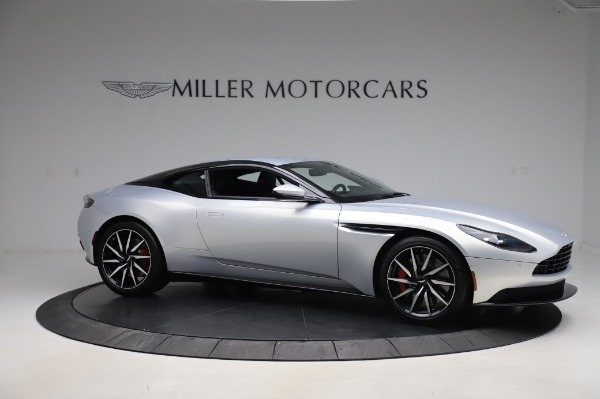 Used 2018 Aston Martin DB11 V8 Coupe for sale Sold at Maserati of Westport in Westport CT 06880 9