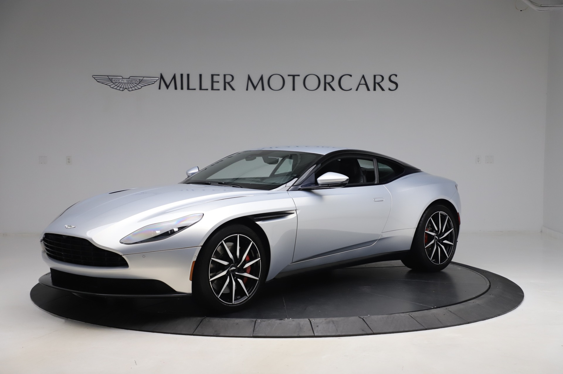 Used 2018 Aston Martin DB11 V8 Coupe for sale Sold at Maserati of Westport in Westport CT 06880 1