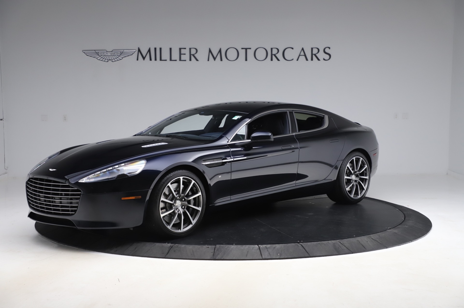 Used 2017 Aston Martin Rapide S Shadow Edition for sale $129,900 at Maserati of Westport in Westport CT 06880 1