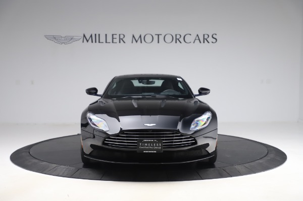Used 2017 Aston Martin DB11 V12 Coupe for sale $149,900 at Maserati of Westport in Westport CT 06880 11