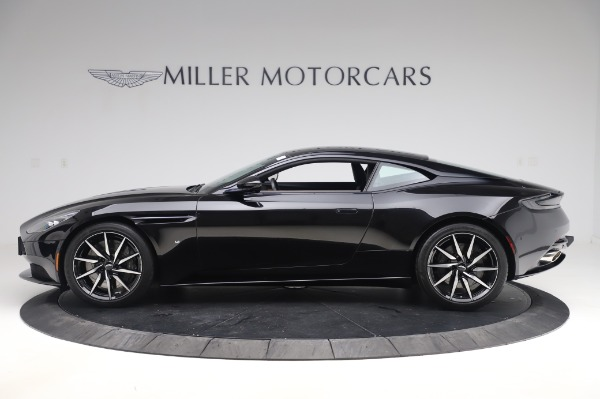 Used 2017 Aston Martin DB11 V12 for sale $149,900 at Maserati of Westport in Westport CT 06880 2