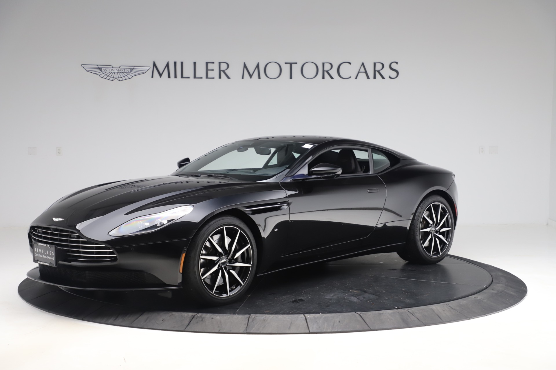 Used 2017 Aston Martin DB11 V12 Coupe for sale $145,900 at Maserati of Westport in Westport CT 06880 1