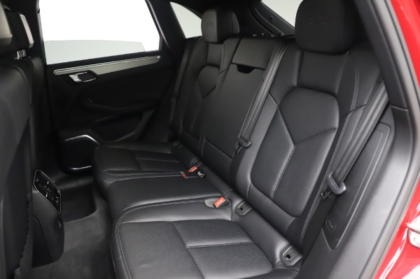 Used 2017 Porsche Macan GTS for sale $57,900 at Maserati of Westport in Westport CT 06880 17